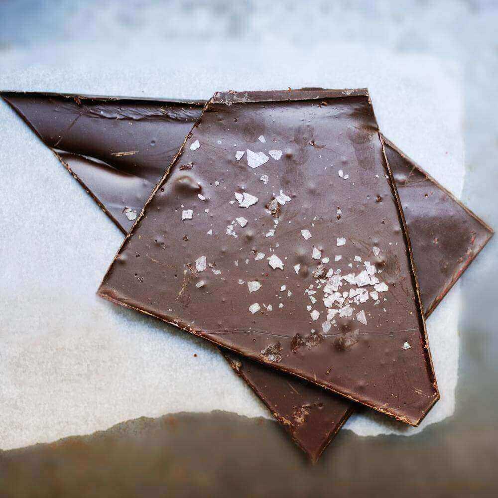 chocolate salado