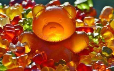 Gummy Bear: los sucesores modernos de las Delicias Turcas