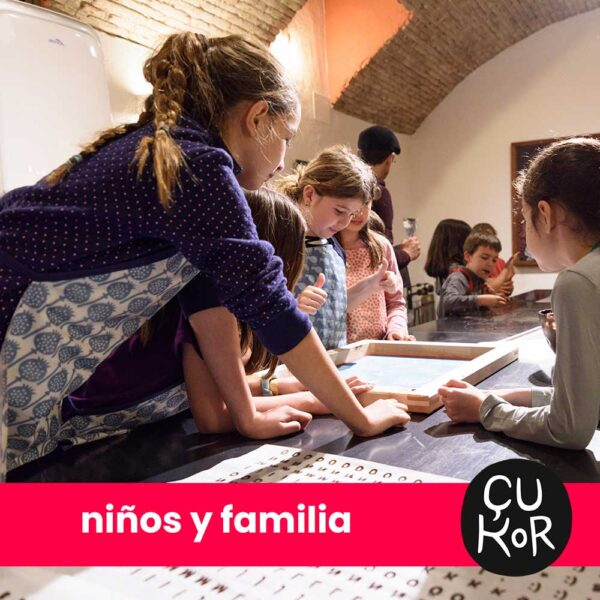 talleres niños y familia
